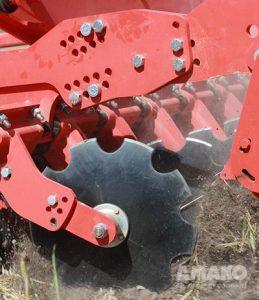 дисковая борона от Maschio Gaspardo фото