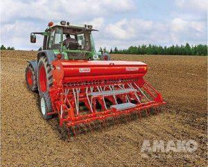 механическая зерновая сеялка S-SC Maria фото