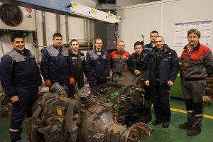 тренинг сервіисніх инженеров - представителей дилеров AGCO фото