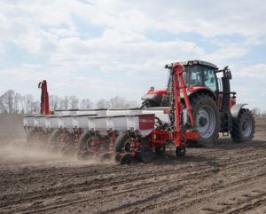 сеялка точного высева MF9108VE Precision Planting