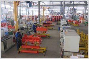 завод Maschio Gaspardo в Китае фото
