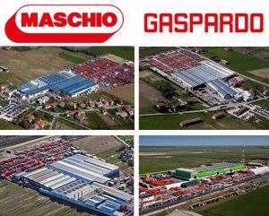 заводы Maschio Gaspardo фото