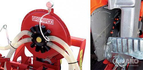 вакуумная система сеялки SP фото