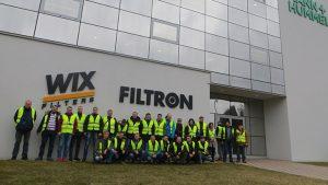 визити украинских аграриев на завод WIX FILTERS в Польшу фото