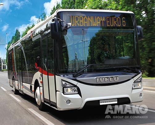 Автобус URBANWAY