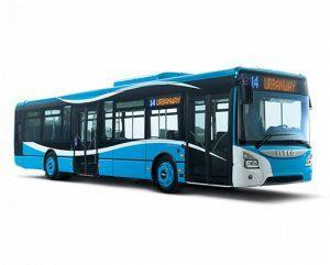 автобус Urbanway от IVECO картинка