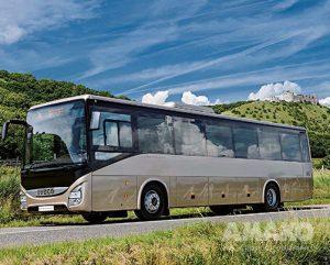 Автобусы Crossway картинка