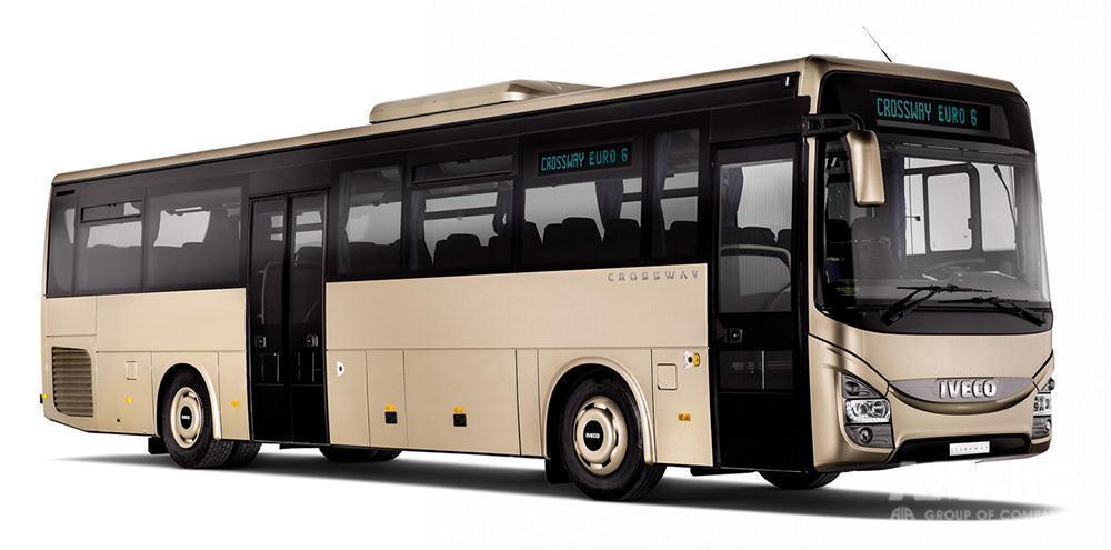 автобус Crossway картинка