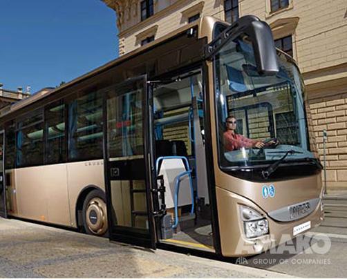 Автобус CROSSWAY LOW ENTRY