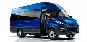 новый микроавтобус Daily картинка