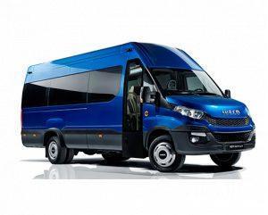 микроавтобус IVECO Daily картинка