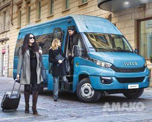 микроавтобус IVECO Daily фото