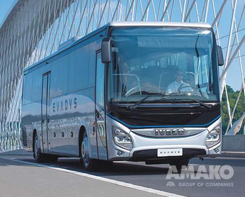 Автобус EVADYS