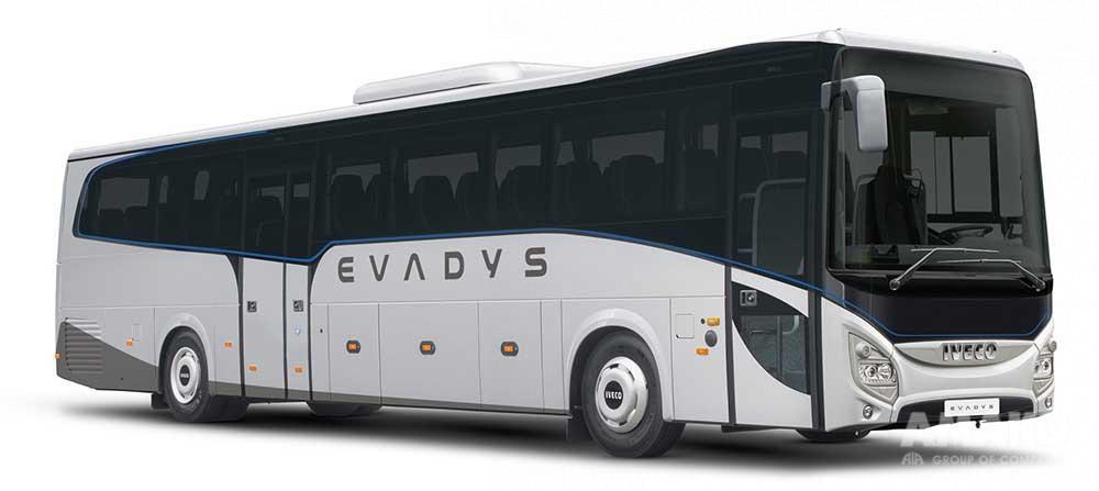 автобус Evadys фото