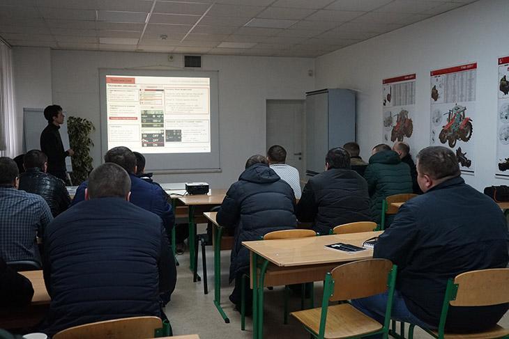 обучение операторов Агро-Региона фото