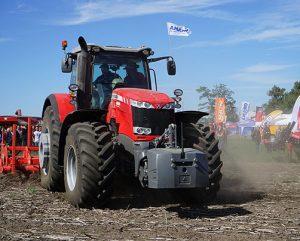 Трактор Massey Ferguson 8737 картинка