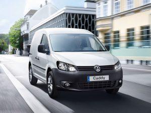 тендер на закупку новых автомобилей Volkswagen Caddy фото