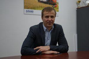 Коммерческий директор АМАКО Олег Гук фото