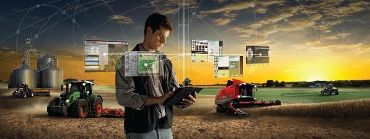 комплект оборудования для точного земледелия фото
