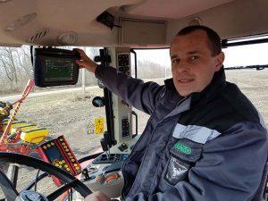 системы автоматического вождения Trimble Autopilot фото