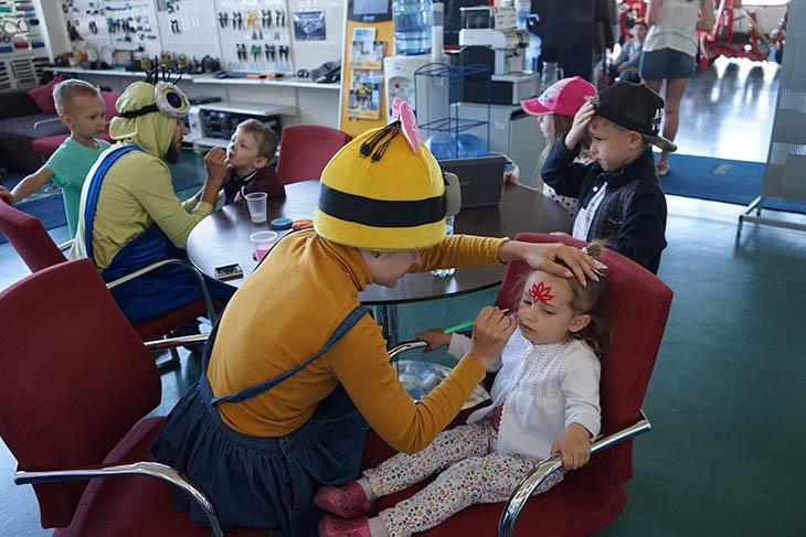 аниматоры на Детском дне фото