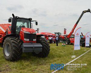 Трактор Massey Ferguson 8737 фото