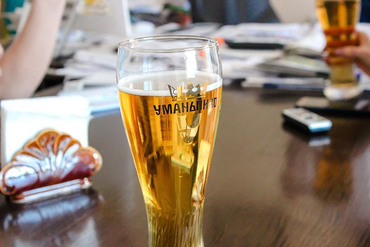 Бокал пива фото