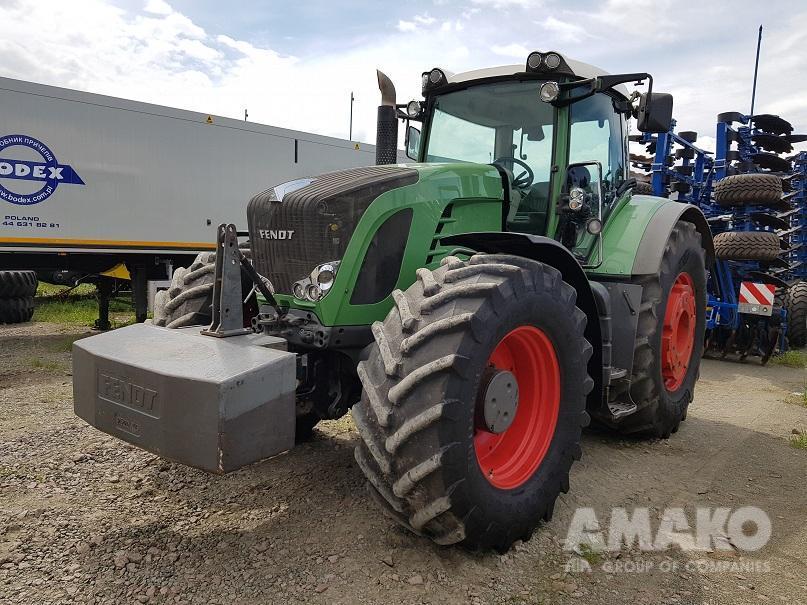 Трактор FENDT 936 VARIO