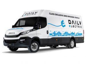Daily Electric с нулевыми выбросами