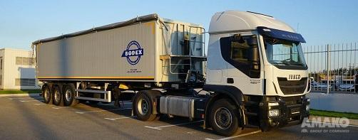 Седельный тягач 4×2 Евро 5 IVECO Stralis HI-ROAD AT440S42TP RR «AGRO STRALIS +»