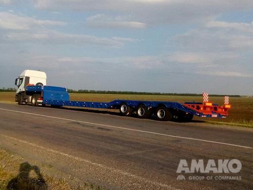 Сідловий тягач 4×2 Євро 5 IVECO Stralis HI-ROAD AT440S42TP RR «AGRO STRALIS +»