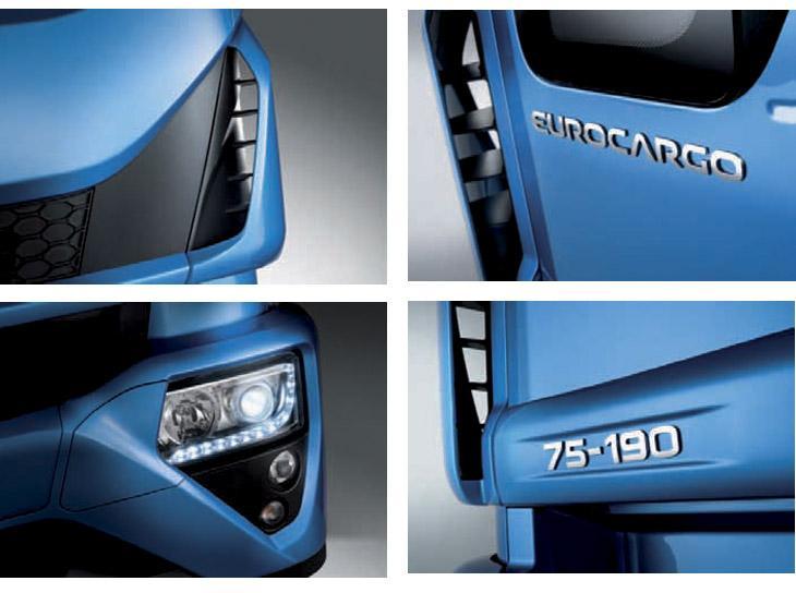 Дизайн автомобиля ИВЕКО Еврокарго