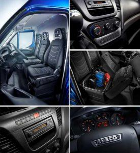 IVECO Daily 50С15V 19,6 m3