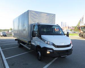 IVECO Daily 70C15 (Вантажний автомобіль, бортовий-тентований)
