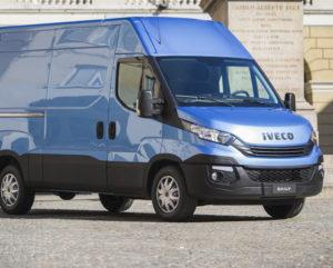 Цельнометаллический грузовой фургон IVECO Daily