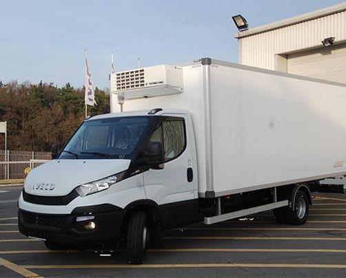 IVECO Daily 70С15 (Авторефрижератор)