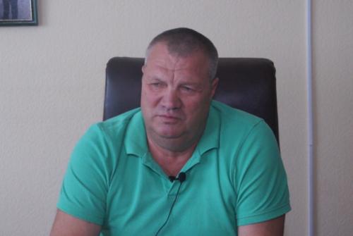 Юрій Васильєв, керівник ТОВ «Горностаївський райагрохім»