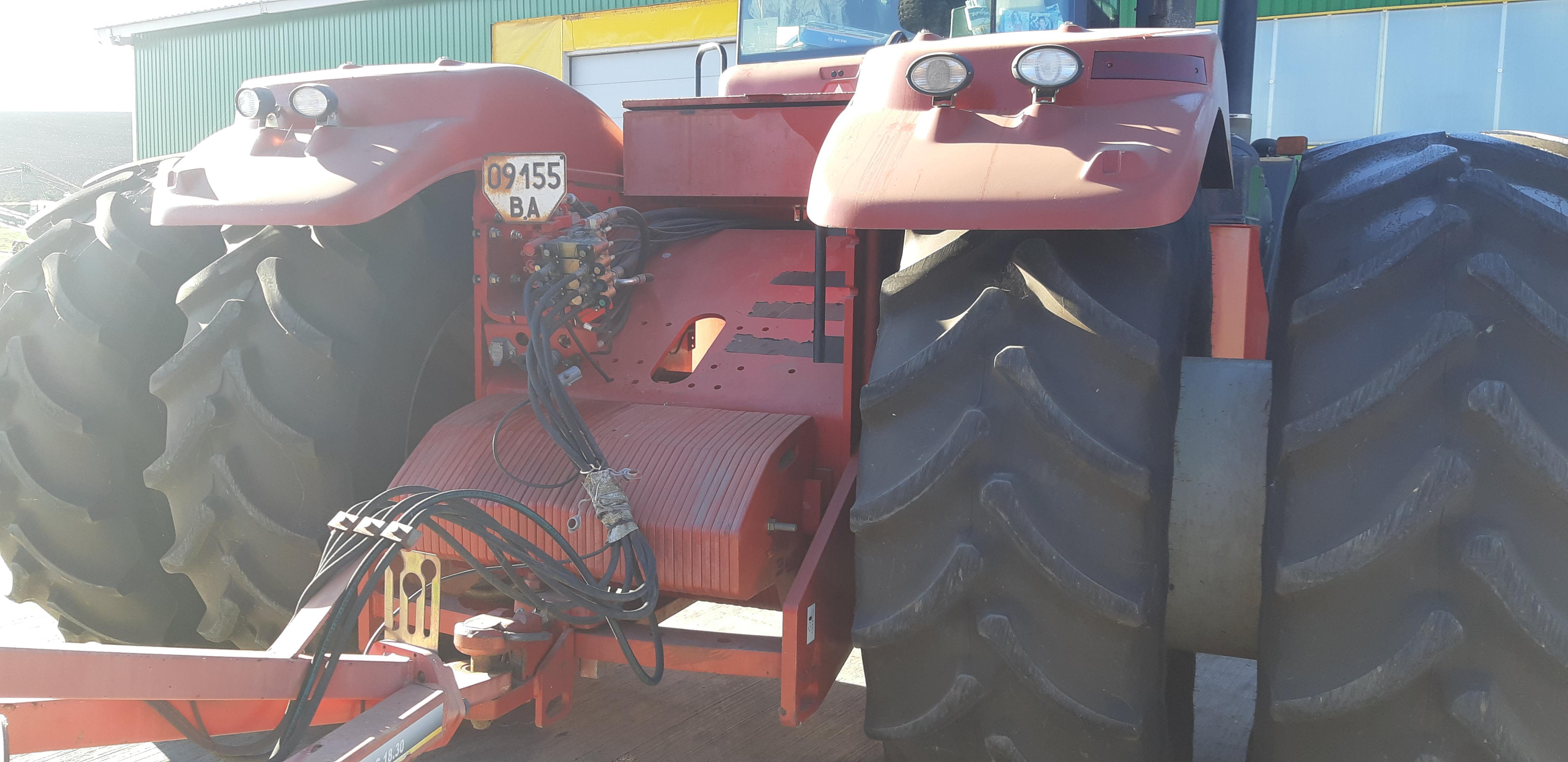 Трактор Buhler Versatile 535