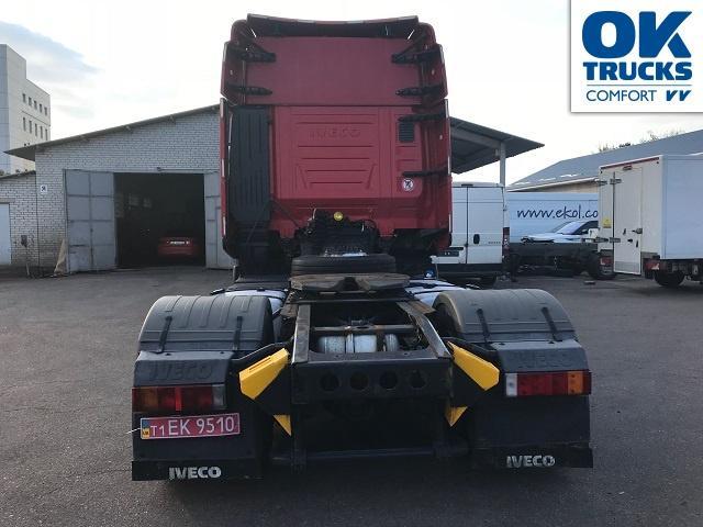 Седельный тягач Iveco Stralis AS440S50T/P (Номер замовл. 2853542PLUA)
