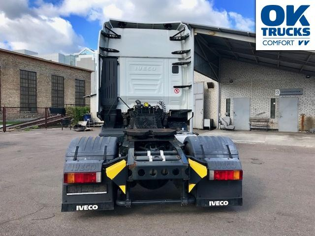 Седельный тягач Iveco Stralis AS440S46T/P (Номер замовл. 285PLUA0451)