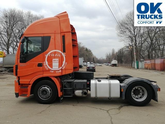 Седельный тягач Iveco Stralis AS440S46T/P (Номер замовл. 264PLUA7409)
