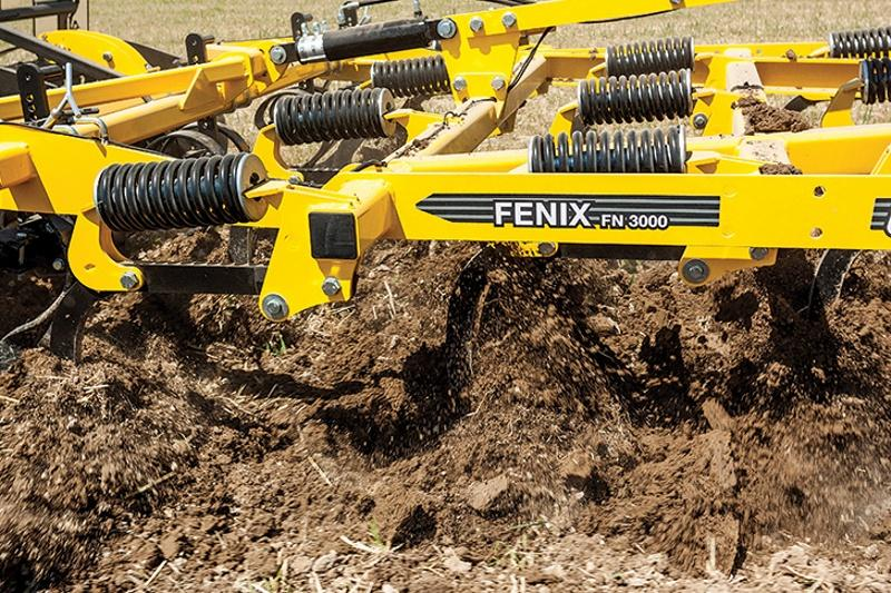 Универсальный глубокорыхлитель BEDNAR FENIX FN/FN_L
