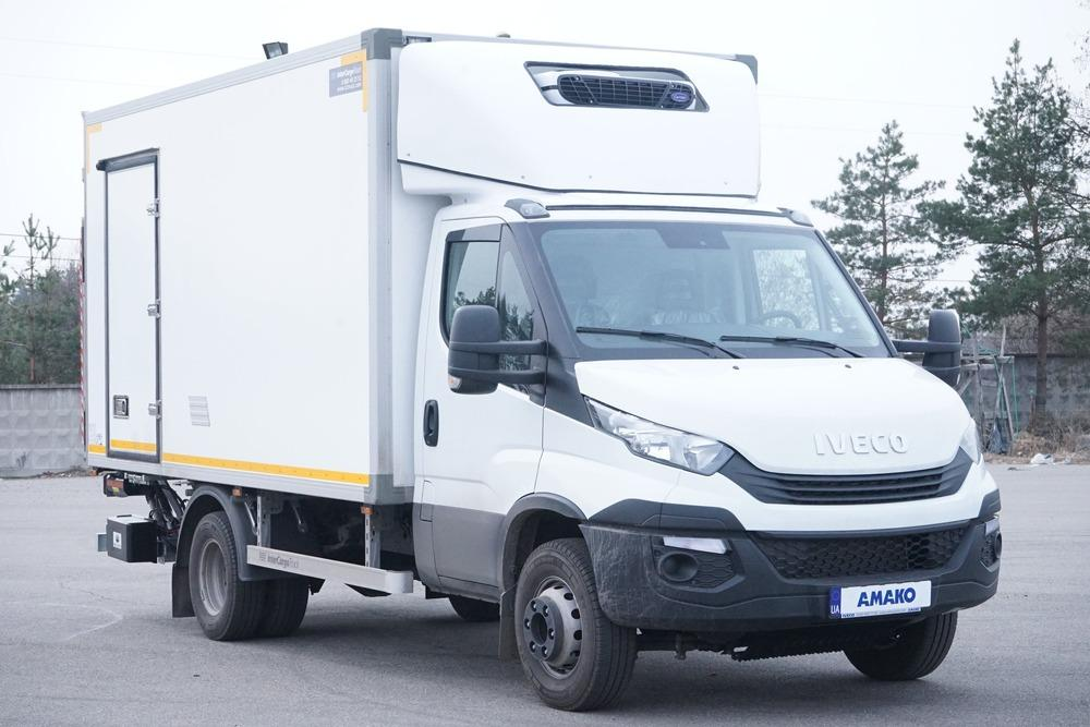 Шасі вантажного автомобіля IVECO Daily 70C15