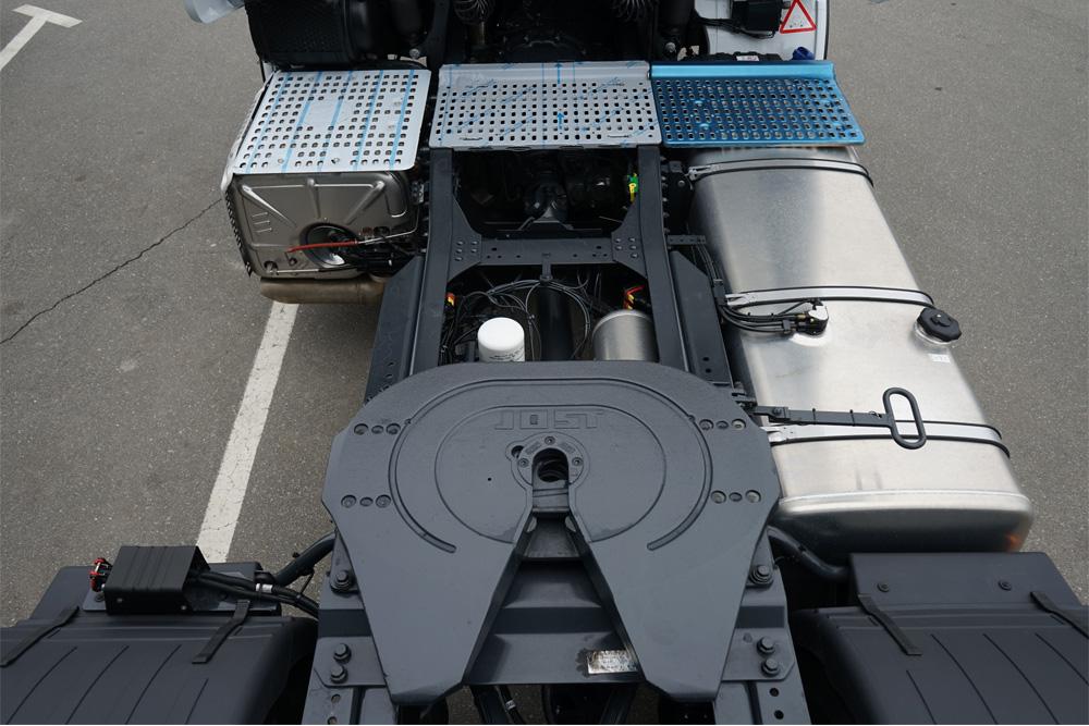 Седельный тягач 4х2 Евро 6 IVECO Stralis AS440S42TP RR