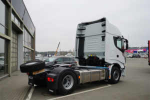 IVECO Stralis AS440S42TP RR