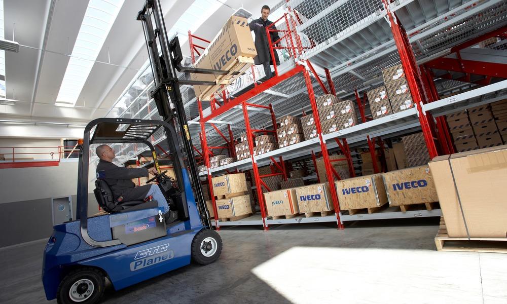 Iveco Parts Sales