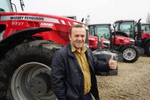 Николай Николайчук, технический директор «Агро Регион»