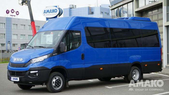 Автобус IVECO Daily 50C15 CV/P