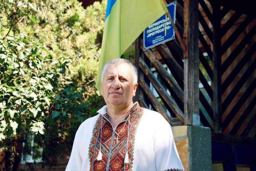 СФГ «Прогрес» Михайло Лазаренко