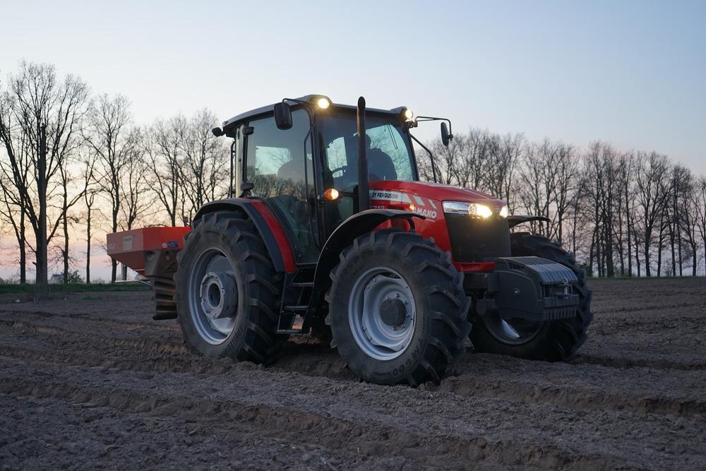Трактор MF 6713 Digital Field